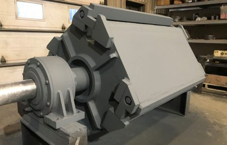 Atelier USINEX | Démontage mécanique complet, analyse de lubrification et usinage d'une Machoire