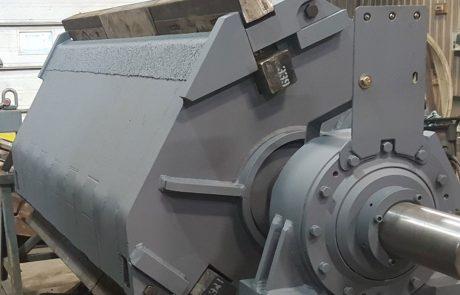 Atelier USINEX | Crusher Rotor