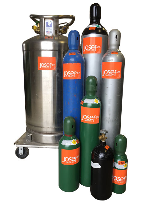 USINEX Industriel | Josef Industrial Gas Distributor